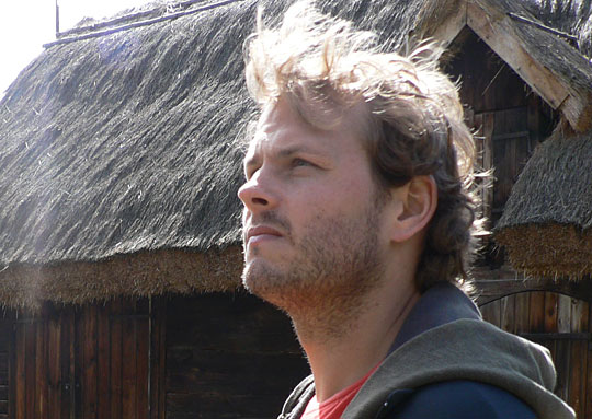 Jonas Aneheim, aka Drakh